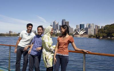 Aprender inglês na Austrália