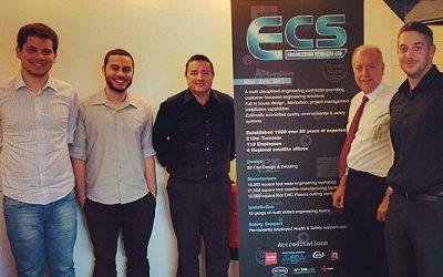 Guilherme Frassan – Programa CSF na University of Derby, no Reino Unido