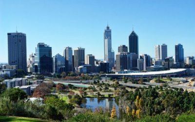 Perth é a cidade que mais cresce na Austrália