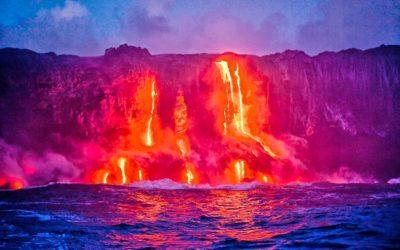 Aprendizagem Praticana Terra de Lava Ativa