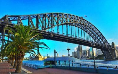 Estudando arte e design na Austrália