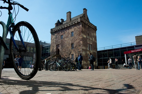Edinburgh Napier University Merchsiton campus