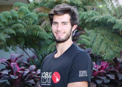 Bruno Figlia – University of Hawaii at Hilo