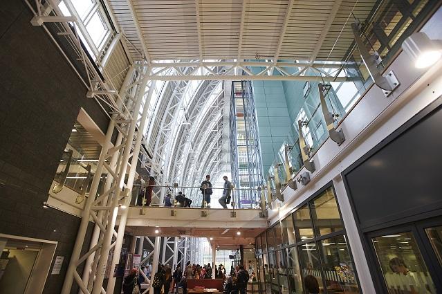sheffield college interior