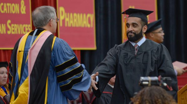 Ferris State University graduation
