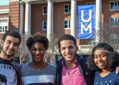 University of Memphis Intensive English for Internationals (IEI) Program