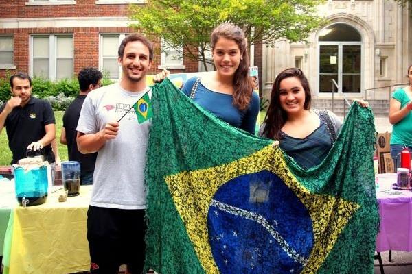 UIW Brazilian Students