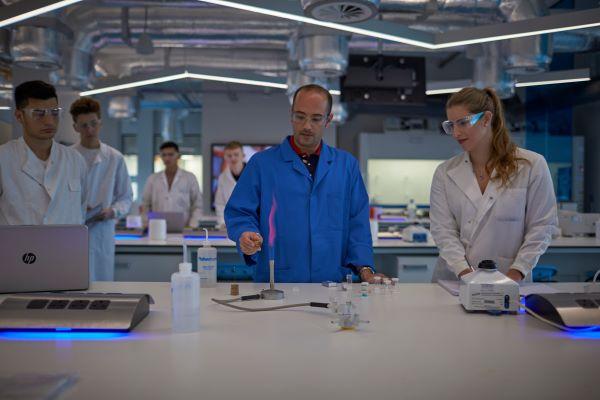 Abertay Biomedical Sciences programme