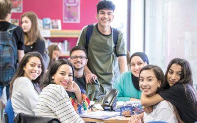 Transferência de uma faculdade comunitária