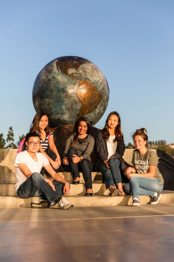 concordia irvine international students