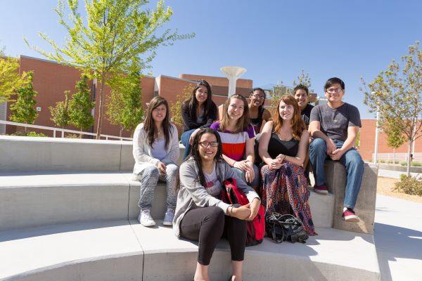 CNM Group of Students